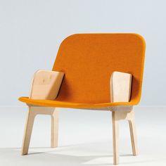 Stacked armchair - Laurent Greslin