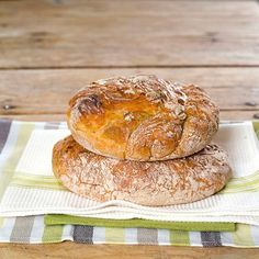 Grytebrød - omtrent samme oppskrift som den som sto i DN Sullivan Street Bakery, Norwegian Food, No Knead Bread, Piece Of Bread, Food Design, I Love Food, No Bake Cake, Granola, Food Inspiration