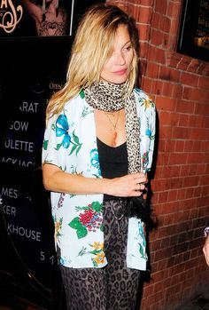 Happy Birthday, Kate Moss! 9 Pieces Inspired by the Icon via @WhoWhatWear