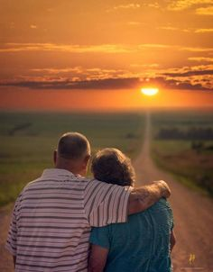Living proof that we can make the end of life as enjoyable as the beginning and middle.  It is all seems to come from the attitude we have toward life and how happy we choose to be.