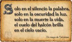 #Frases en Un Mago de Terramar - #Libros de #Fantasía - Ursula K. Le Guin