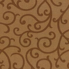 Silhouette Brown Vine Wallpaper from the Beyond Basics Collection by Brewster Home Fashions