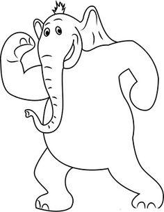 die 68 besten bilder von ausmalbilder elefanten in 2020