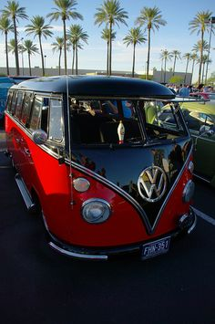 VW van by bigcoyote33, via Flickr