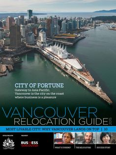 Vancouver Relocation Guide 2015