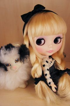 blythe and your pet