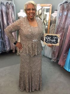 I found MY Dress! - Our Customers in their beautiful dresses! Mother of the Bride, Houston TX, T Carolyn, Formal Wear, Evening Dresses, Plus Sizes, Margarita Ball in Dallas, Gowns