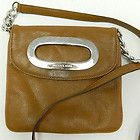 #goldearrings - Michael Kors AUTH Luggage Defect Berkley Crossbody Messenger Bag $168 SALE C17 - http://pinfollow.me/categories/womens-fashion/designer-handbags-purses/michael-kors-auth-luggage-defect-berkley-crossbody-messenger-bag-168-sale-c17/