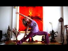 Shiva Rea - Prana Flow Teacher Training - YouTube