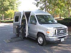Trade In a Vehicle Towards a Wheelchair Van