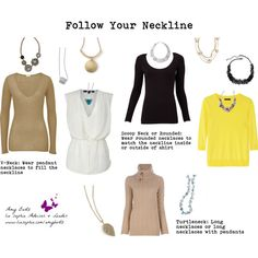 Follow Your Neckline
