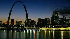 Gateway Arch, St. Louis Missouri