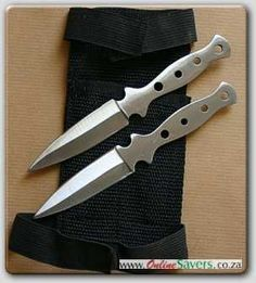 throwing knives-- still working on this skill..not marking it as done yet