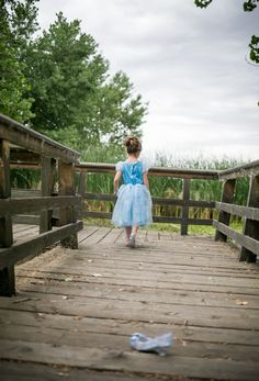 Cinderella Princess Photo Shoot Picture Idea