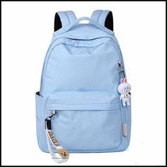 Cute Backpacks, Girl Backpacks, School Backpacks, Stylish Backpacks, Backpack Travel Bag, Fashion Backpack, High School Bags, Nylons, Baby Doll Diaper Bag