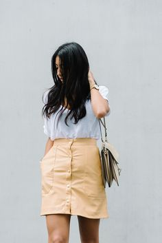 mini skirt trend not your standard