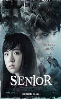 Senior is the new Thai horror movie that you can't miss! Not all will dare to watch this new movie in Malaysia that will get you terrified! Jannine Weigel, Japanese Horror Movies, Sr 25, Watch Drama, Korean Drama Movies, Best Horrors, Asian Actors, Film Movie, New Movies