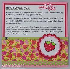 I found the most wonderful website by Diane Zechman Papercookies..