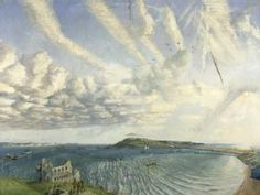 Richard Eurich's paintings