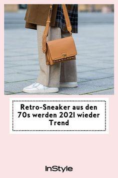 Die coolen Retro-Sneaker aus den 70ern sind 2021 tatsächlich zurück! Dank moderner Details werden sie jetzt zum richtig großen Trend... #instyle #instylegermany #sneaker #70s #retrosneaker #retrofashion