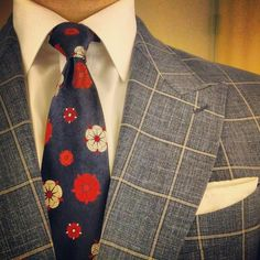 Suit Supply suit  J.Hilburn custom shirt  Duncan Quinn tie  #menswear
