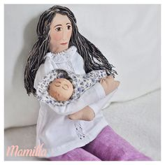 Mamilla Doll - motherhood, Love and baby 😍  https://www.etsy.com/shop/MamillaDoll?ref=search_shop_redirect
