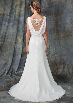Emelda - Wedding Dress by Berketex Bride