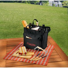 Make a picnic before heading to the big game!