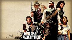 Red Dead Redemption #videojuegos
