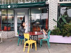 Where To Grab Hip Coffee With Kids In The East Bay