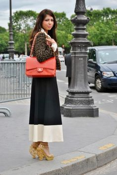 Paris Street Style That Does Bastille Day Justice