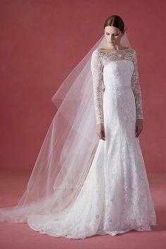 e2fdbf5ab536a Oscar de la Renta Oscar de la Renta 'Faith' Tea Rose Silk Lace A-Line Dress  (In Stores Only) available at