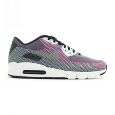 Nike Air Max 90 Jacquard 631750-001 Sneakers — Running Shoes at CrookedTongues.com
