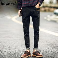 Like and Share if you want this  HEE GRAND Men Jeans 2017 New Spring Men's Fashion Pencil Pants Denim Jeans Slim Fit Solid Letter Print Jeans For Man MKN854     Tag a friend who would love this!     FREE Shipping Worldwide     Buy one here---> https://ihappyshop.com/hee-grand-men-jeans-2017-new-spring-mens-fashion-pencil-pants-denim-jeans-slim-fit-solid-letter-print-jeans-for-man-mkn854/
