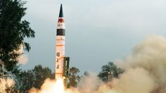 India successfully conducts a fourth test launch of its nuclear-capable ballistic missile.