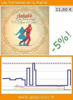 Las Trompetas de la Muerte (CD). Réduction de 64%! Prix actuel 11,60 €, l'ancien prix était de 31,90 €. https://www.adquisitio.fr/wea-spain/las-trompetas-muerte