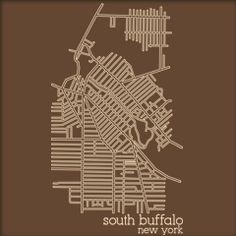 south buffalo