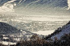 """Nevicata a Magliano (dal """"Passo Le Forche"""")"""