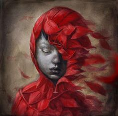 Little Red by Beatriz Martin Vidal