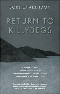 Resultado de imagen para sorj chalandon return to killybegs