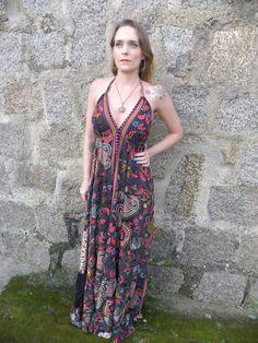 Vestido Deusa Longo 6