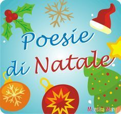 Brevi poesie di Natale Christmas Is Coming, Christmas Time, Canti, Circle Time, Christmas Activities, Xmas Crafts, New Years Eve Party, Cool Baby Stuff, Montessori