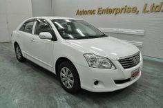 Japanese vehicles to the world: 2009/JAN Toyota Premio X for Kenya to Mombasa