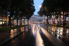 roadtrippin Wien Innere Stadt Kärtner Ring Vienna Austria, Country Roads, Travel, Vienna, City, Viajes, Traveling, Tourism, Outdoor Travel
