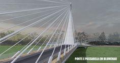 Ponte em Blumenau