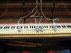 Mechatronic Piano Player, Heart and Soul (Objective C)