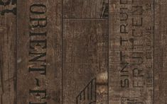 This wine box crate inspired floor line Parador is truly inspiring! The Wine and Fruits laminate floor collection is a nod to the repurposed looks we've noticed. The interesting stampings from...