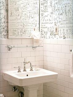 Bathroom SOHO GRAND HOTEL