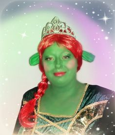Prinses fiona# shrek