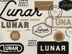 Lunar Music Supply  by J.D. Reeves